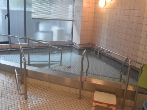 福岡市西区老人ホームハーヴェスト姪浜いこい館大浴場