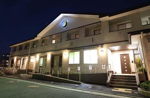 福岡市東区住宅型有料老人ホーム三日月苑